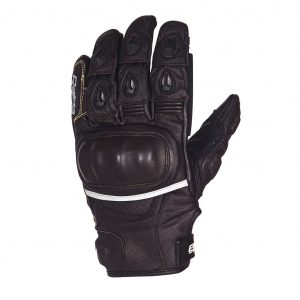 Streetron Riding Gloves - (Brown)
